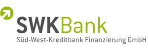 Логотип компании SWK Bank