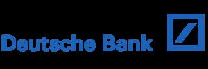 Логотип компании Deutsche Bank