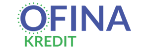 Логотип компании OFINA Kredit